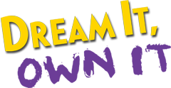 Dream own it Logo
